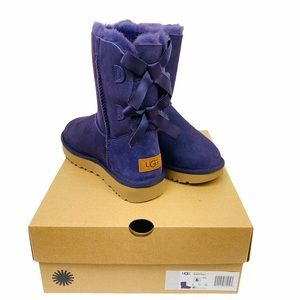 NEW UGG BAILEY BOW Winter Boots Womens Sz 6 NIB